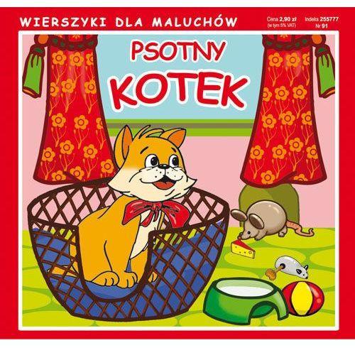 PSOTNY KOTEK - Wysyłka od 3,99, Pruchnicki Krystian