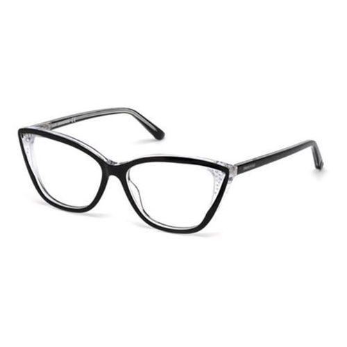 Okulary korekcyjne sk 5183 003 marki Swarovski