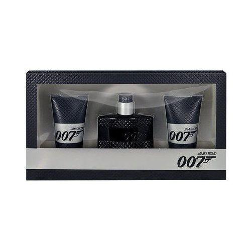 james bond 007 m zestaw perfum edt 50ml + 2x50ml żel pod prysznic marki James bond 007