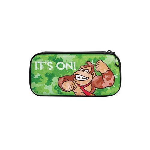 switch slim travel case - donkey kong camo edition - torba - nintendo switch marki Pdp