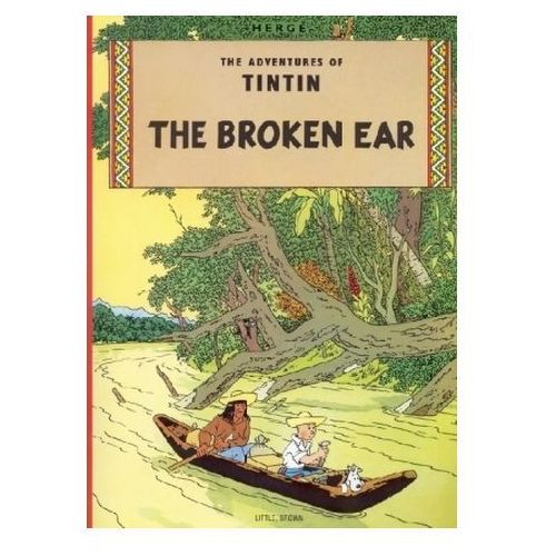 The Adventures of Tintin - The Broken Ear