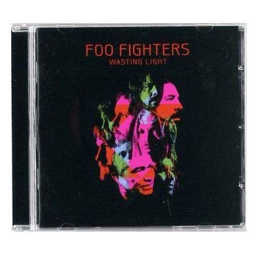 Wasting light - foo fighters (płyta cd) marki Sony music