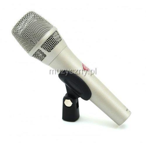 Neumann KMS 105 mikrofon pojemnościowy, kolor niklowy