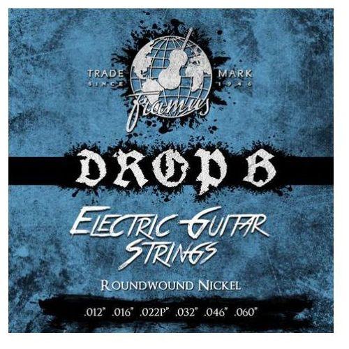 Framus Blue Label ″ struny do gitary elektrycznej,.012-.060