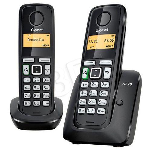 Telefon Siemens Gigaset A220 Duo (4250366827315)