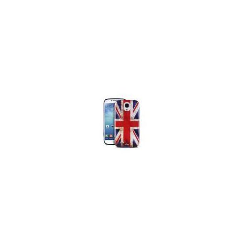 PURO Flag Cover - Etui Samsung Galaxy S4 + tapeta QR (UK) - oferta [0500d1a1bf93d48d]
