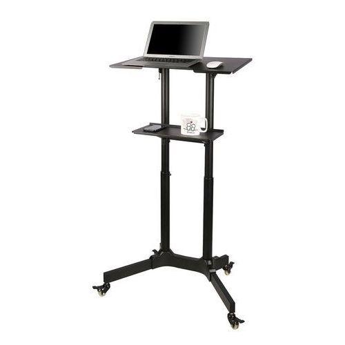 Stolik na kółkach/stacja robocza pod notebooka/projektor s-10b marki Art