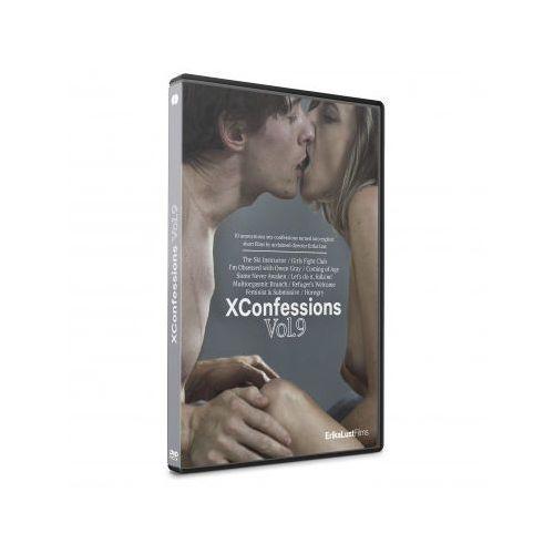 - kultowa seria filmów erotycznych - xconfessions 9 dvd marki Erika lust