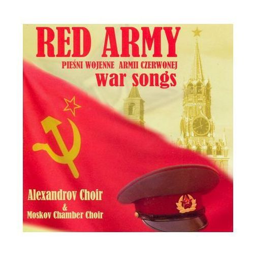 The Alexandrov Red Army Choir - War Songs (*) (5907577101435)