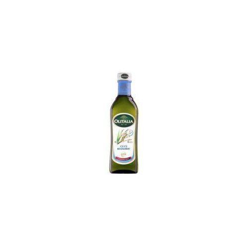 Olej ryżowy Olitalia 500 ml - sprawdź w wybranym sklepie