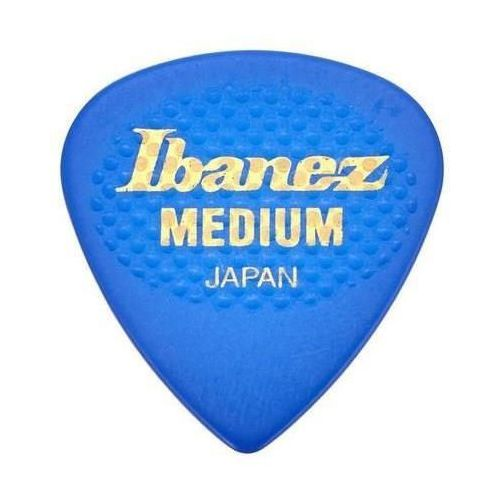 Ibanez bpa 16 mr blue zestaw kostek gitarowych wizard medium, 6 sztuk