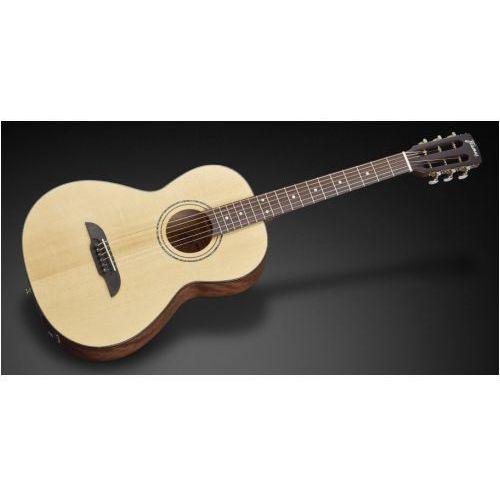 Framus FP 14 SV - Vintage Transparent Satin Natural Tinted + EQ gitara elektroakustyczna