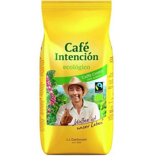 Café Intención Ekologiczna kawa ziarnista Café Crema FT&BIO 1000g, 4006581020686