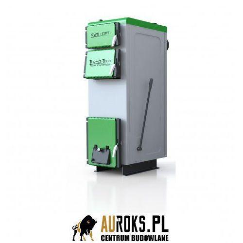 Kocioł zasypowy kws opti (4 klasa wg normy pn-en 303-5:2012) 15kw firmy  marki Termo-tech