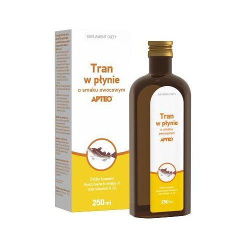 Synoptis pharma Apteo tran smak owocowy 250ml