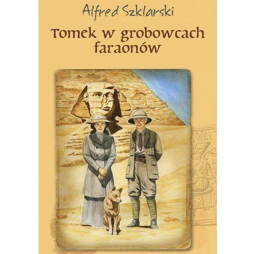 Tomek w grobowcach faraonów (t.9) - Alfred Szklarski (MOBI), Muza