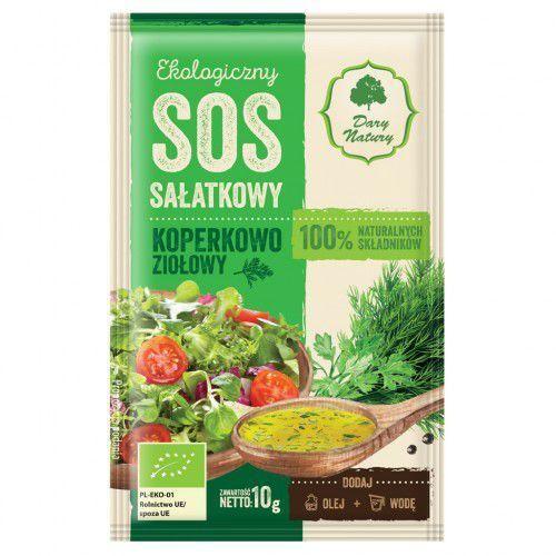 Sos Sałatkowy Koperkowo - Ziołowy Eko 10 g, DN1013
