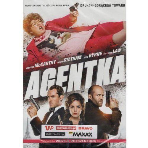 Imperial cinepix Agentka (dvd) - paul feig (5903570157387)