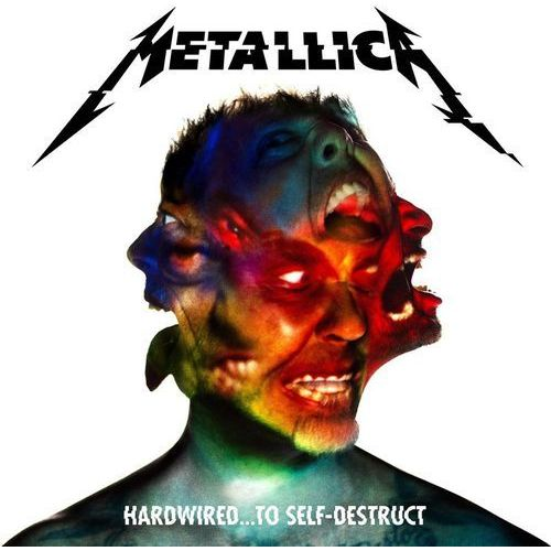 Universal music Hardwired...to self-destruct (pl) (0602557213690)
