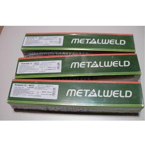 ELEKTRODY DO SPAWANIA RUTWELD 12 ŚREDNICA 2,5 mm - produkt z kategorii- akcesoria spawalnicze