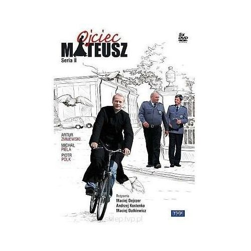 Tvp Ojciec mateusz. seria 2 (5 dvd) (5902600067795)