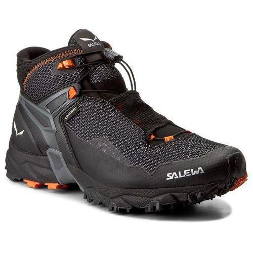Trekkingi - ultra flex mid gtx gore-tex 64416-0926 black/holland 0926, Salewa, 40-47