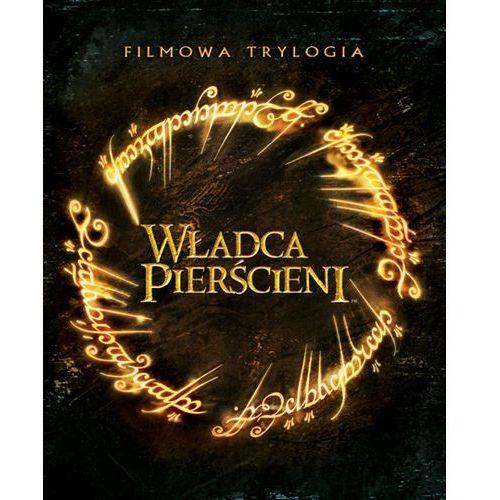 Peter jackson Władca pierścieni: filmowa trylogia (blu-ray + dvd) - darmowa dostawa kiosk ruchu