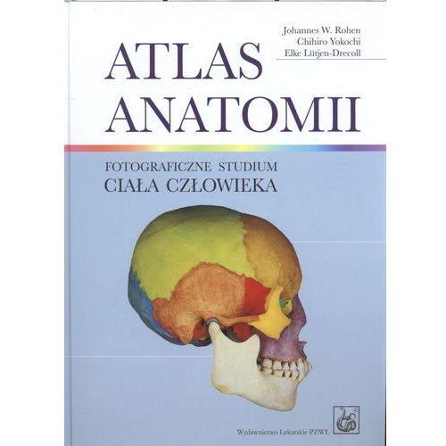 Atlas anatomii. Fotograficzne studium ciała człowieka + Tablice anatomiczne, PZWL