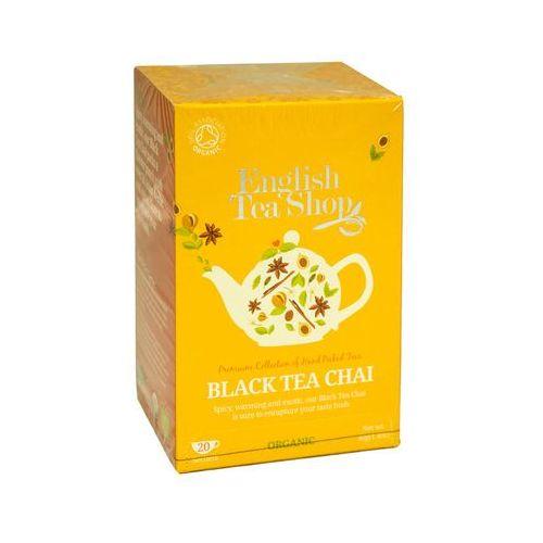 ETS Black Tea Chai 20 saszetek