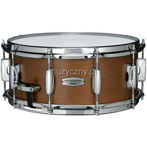 Tama dkp146-mrk 14x6″ matte brown kapur soundworks series werbel