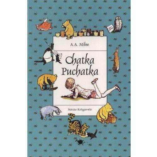 Chatka Puchatka - Alan Alexander Milne (152 str.)