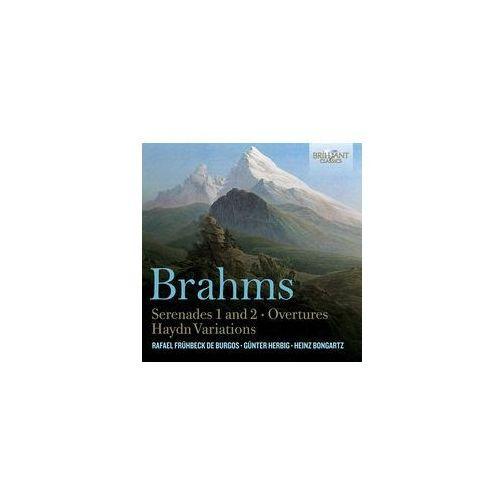 Brahms: Serenades 1 & 2 / Overtures (Płyta CD), 95073