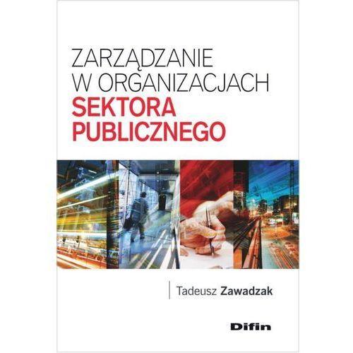 Zarządzanie w organizacjach sektora publicznego (2014)