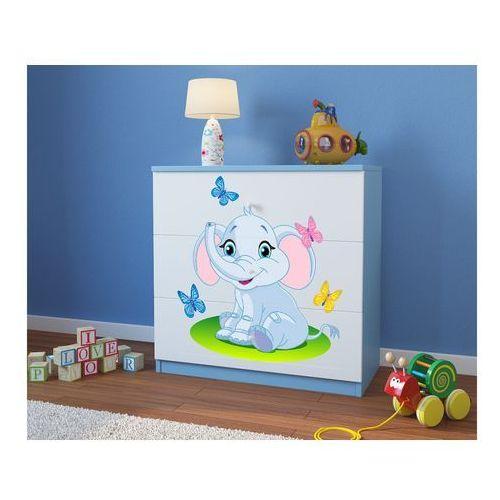 Komoda dziecięca babydreams słonik kolory negocjuj cenę marki Kocot-meble