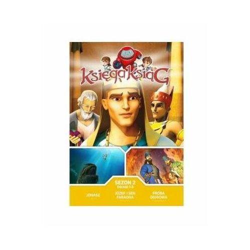 Księga Ksiąg - Sezon 2 - odcinki 1-3 DVD (5903856992626)