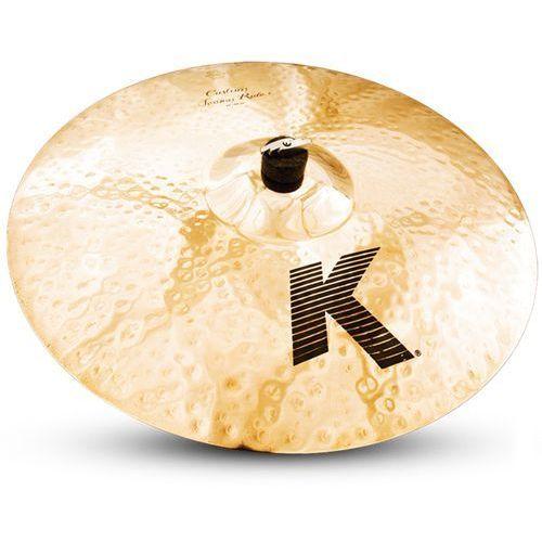 "k custom session ride 20"" marki Zildjian"