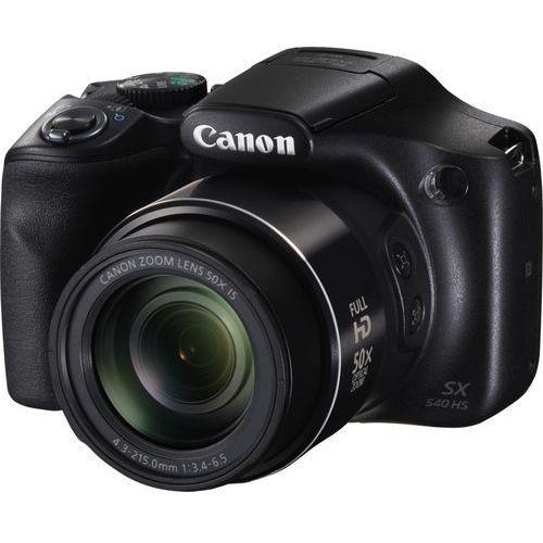 Canon PowerShot SX540, cyfrówka