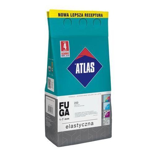 Fuga elastyczna 5 kg zimna biała marki Atlas