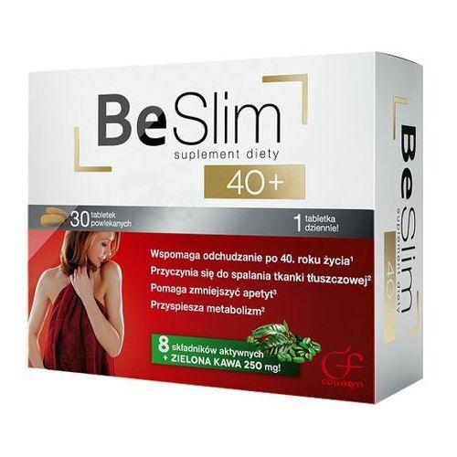 Be Slim 40+ 30 tabl. - produkt farmaceutyczny