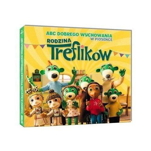 """ABC dobrego wychowania z """"Rodziną Treflików"""" CD (5901571098357)"""