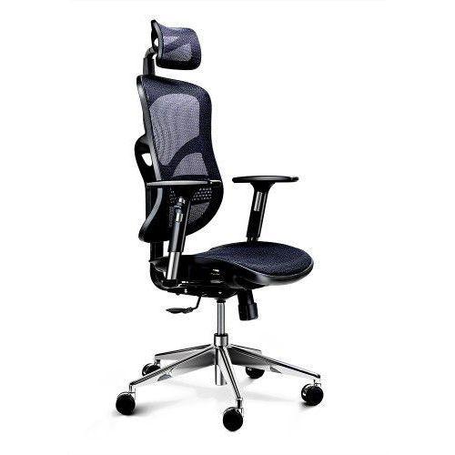 Fotel ergonomiczny v-basic marki Diablo chairs