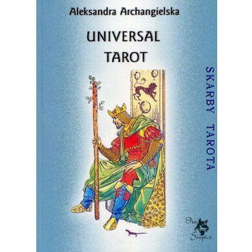 Skarby Tarota. Universal Tarot, Tarot Uniwersalny, Aleksandra Archangielska