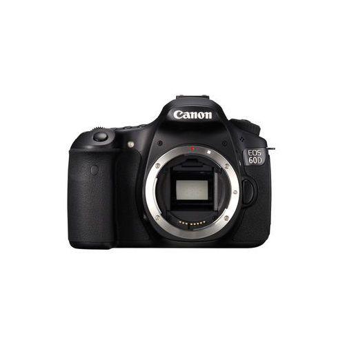 Canon EOS 60D, matryca 18Mpx