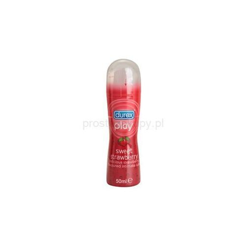 Durex Play Sweet Strawberry żel lubrykacyjny o smaku truskawki + do każdego zamówienia upominek. - oferta [354ddda88f83c574]
