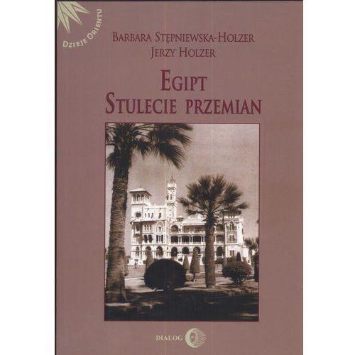 Egipt Stulecie przemian (312 str.)