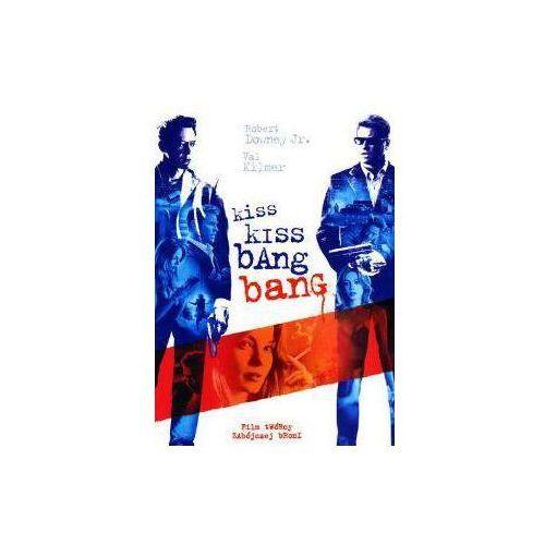 Kiss kiss bang bang (Płyta DVD)