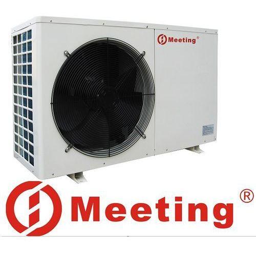 Pompa ciepła  powietrze woda 12kw evi 380v wyprodukowany przez Meeting