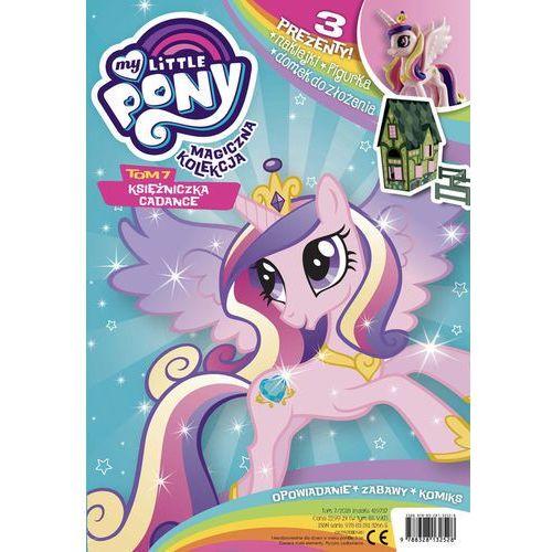 Magiczna Kolekcja. My Little Pony. Tom 7. Księżniczka Cadance, Edipresse Polska