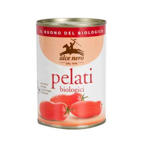 ALCE NERO 400g Pomidory Pelati bez skóry w puszce Bio