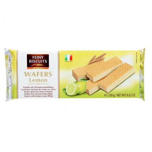 Feiny biscuits wafle cytrynowe 250g